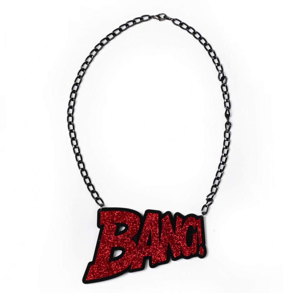 Image of BANG! Necklace
