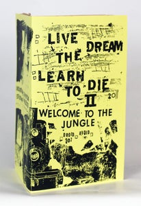 Image of LTD 2: Welcome To The Jungle * DROID 907 & AVOID pi