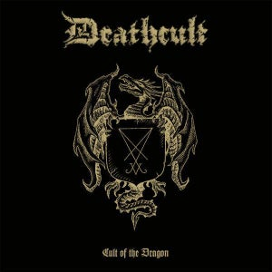 Image of DEATHCULT «Cult of the Dragon» (CD)