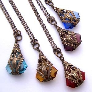 Image of The Perfect Gift Temple Necklaces