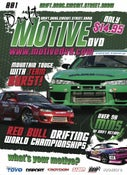 Image of Motive DVD #001 - Red Bull Drifting World Championships