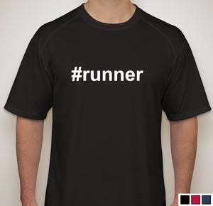 Image of #runner - Men's