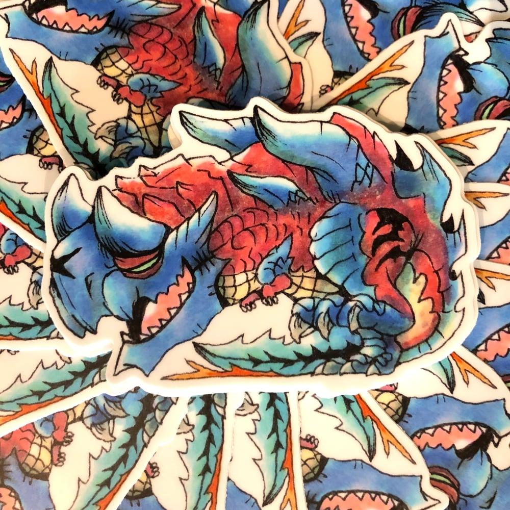 Image of Glavenus Sticker