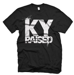 Image of Ky Raised in Black
