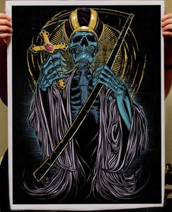 Image of Catholic Death Poster