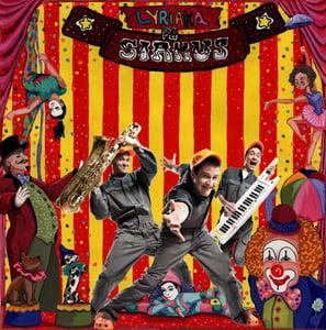 Dobbelt cd - Lyriaka på sirkus (2011)