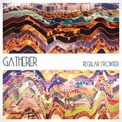 "Image of GATHERER ""REGULAR FRONTIER"" CD SINGLE"