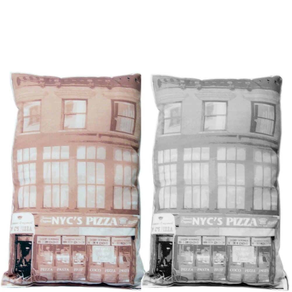 Image of Pizza Shop Pillow