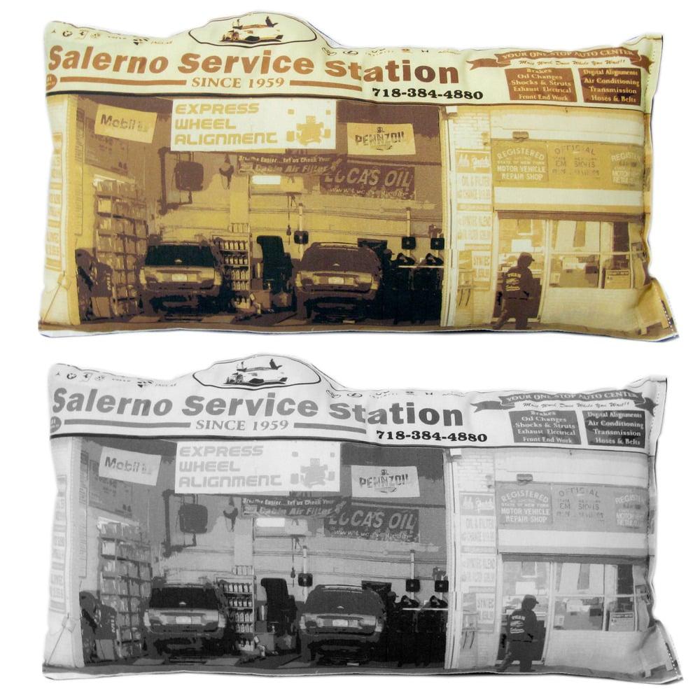 Image of Auto Shop Pillow