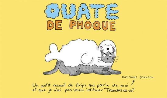 Image of Ouate de phoque