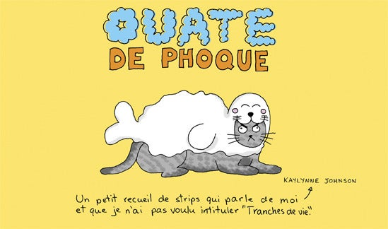 Image of Ouate de phoque