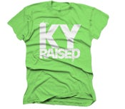 Image of Female Ky Raised in Green