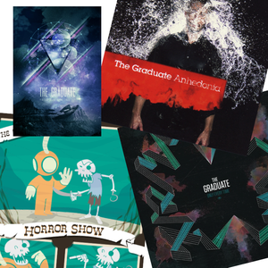 Image of DVD & ALL VINYLS BUNDLE - FREE SHIPPING! (Pre-order)