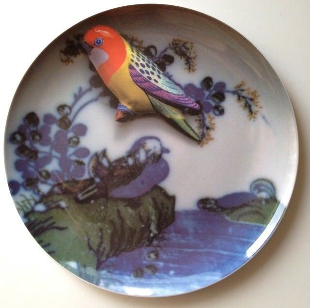 Image of bird plate 1