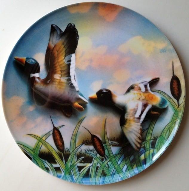 Image of bird plate 3