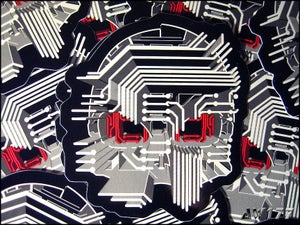 """Image of AW177 """"Circuit Death"""" Sticker"""