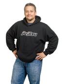 Image of JJM Black Hoodie
