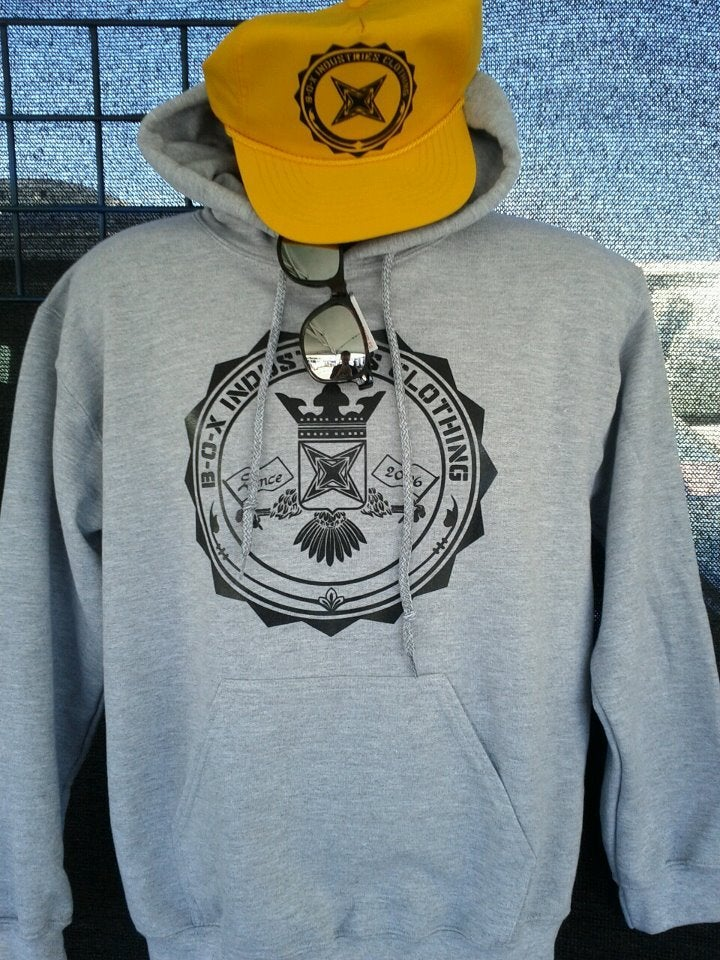 Image of Official Seal Hoodie