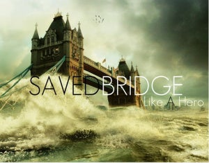 Image of SAVEDBRIDGE - LIKE A HERO