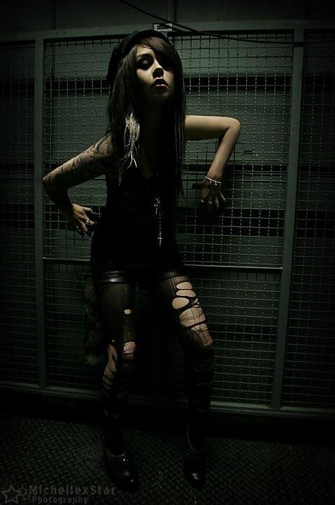 Image of custom leggings
