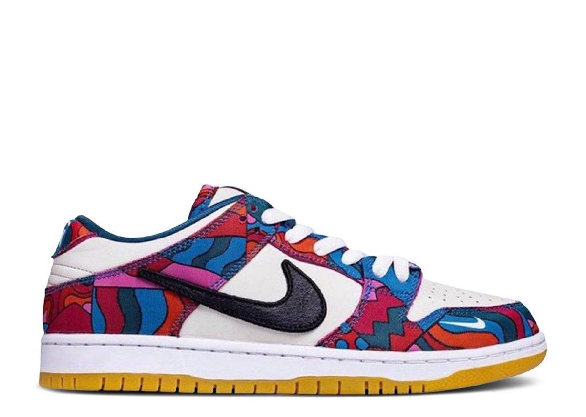 Image of Nike sb Dunk  low x Parra