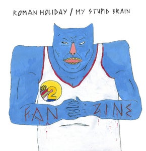 "Image of Roman Holiday/My Stupid Brain 7"" Vinyl"