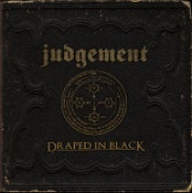 "Image of Judgement ""Draped in Black"" EP CD"