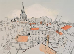 Image of Spitalfields Print