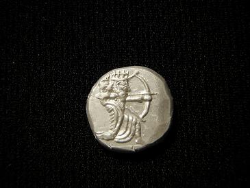 Image of Darius I to Xerxes I - Persian Silver Siglos II