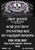 Image of New Dawn EP Launch Night @ The Slade Rooms Wolverhampton