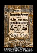 Image of DUMNONIA EXTREME: VULCANO (Brazil) + NECRORISER + many more