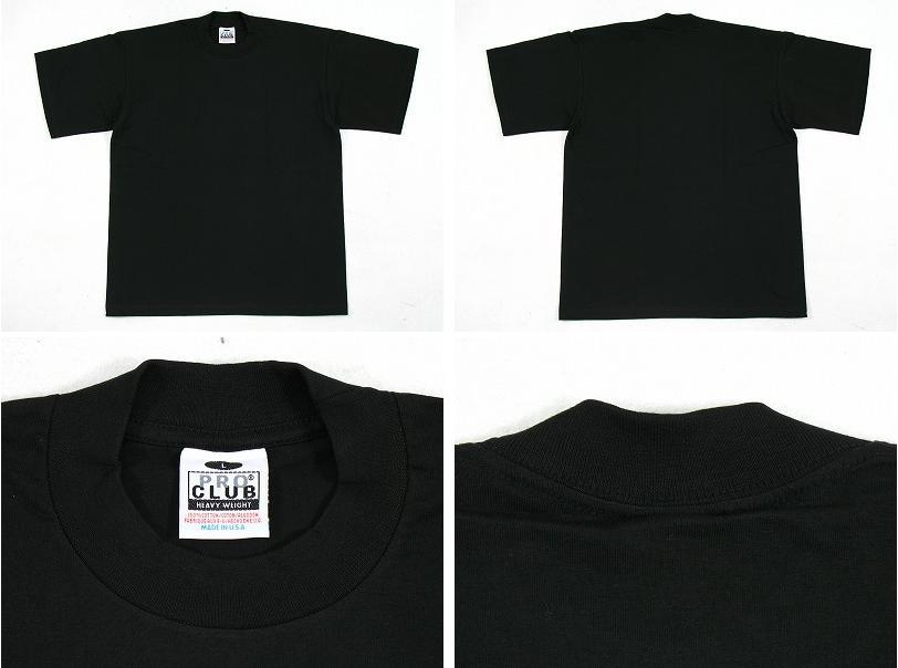 f21602a6 HEIGHTS TEES — PRO-CLUB Blank T-shirts LOWEST PRICE!