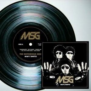 Image of Heavy Ghetto (Vinyl)