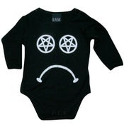 Image of Sad Face - Long Sleeve Onsie