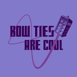 Image of Bow Ties Are Cool T-Shirt *NEW COLOR!*