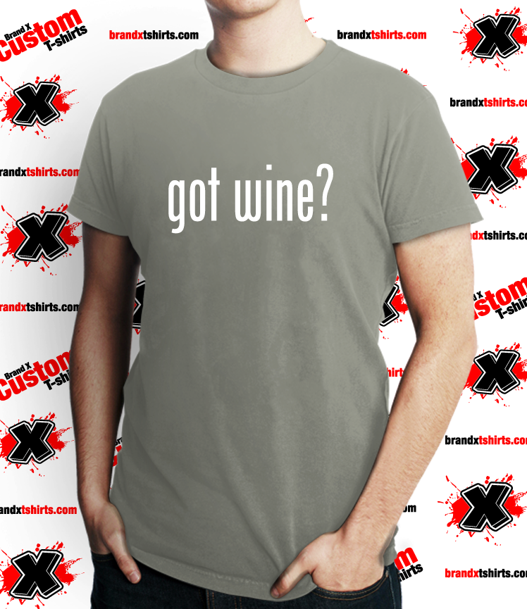 Image of Got Wine? -Mens