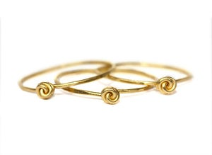 Image of LOVE KNOT SET OF 3