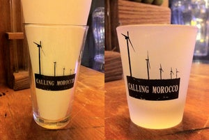 Image of Pint Glass ($5) or Shot Glass ($3)