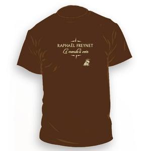 Image of T-shirt - Le monde à voir
