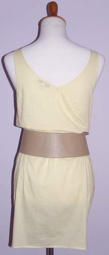 Image of See BY Chloe Sand Linen Tunic Top