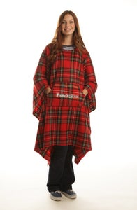 Image of Festive Plaid - Adult