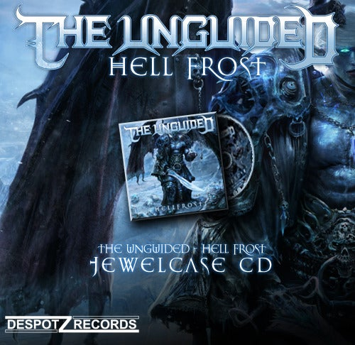 Image of The Unguided - Hell Frost  (CD)