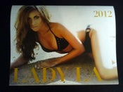 Image of 2012 Lady La Calendar