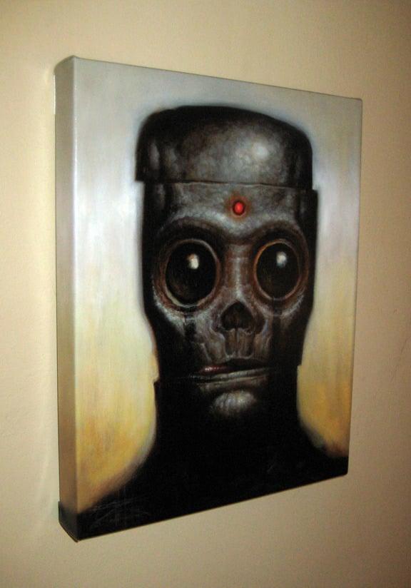 "On- Canvas Giclee 11x14"""
