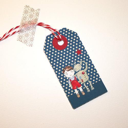 Image of Etiquettes cadeaux Enfant (-40 %)