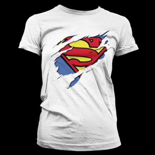 Image of Superman scratch