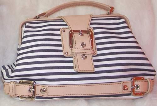 Image of Giuseppe Zanotti Nautical Handbag