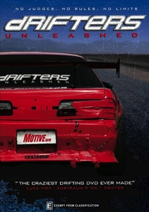 Image of Drifters Unleashed DVD