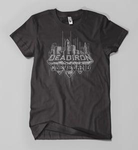 Image of DEADIRON Cleveland Tee
