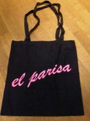 Image of El Parisa Tote Bag